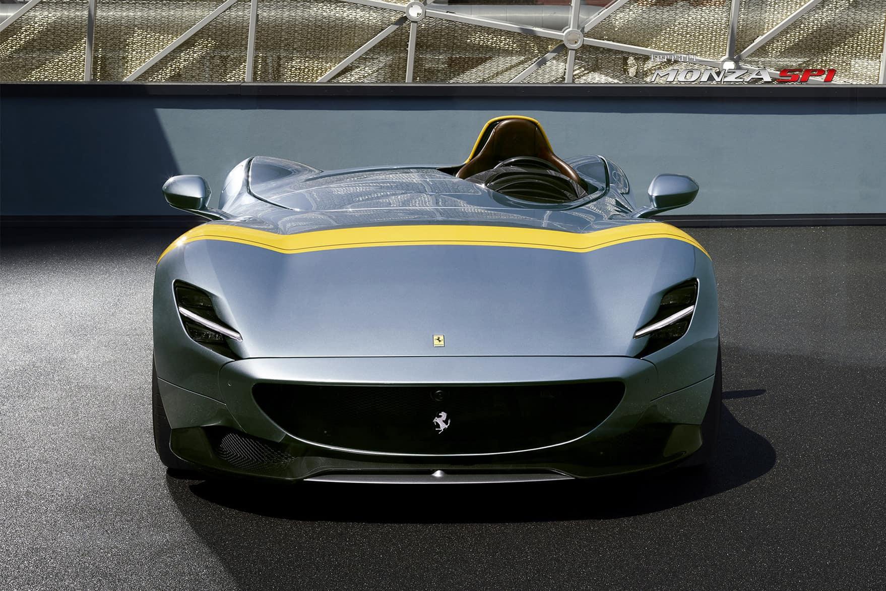 1 Ferrari Monza SP1