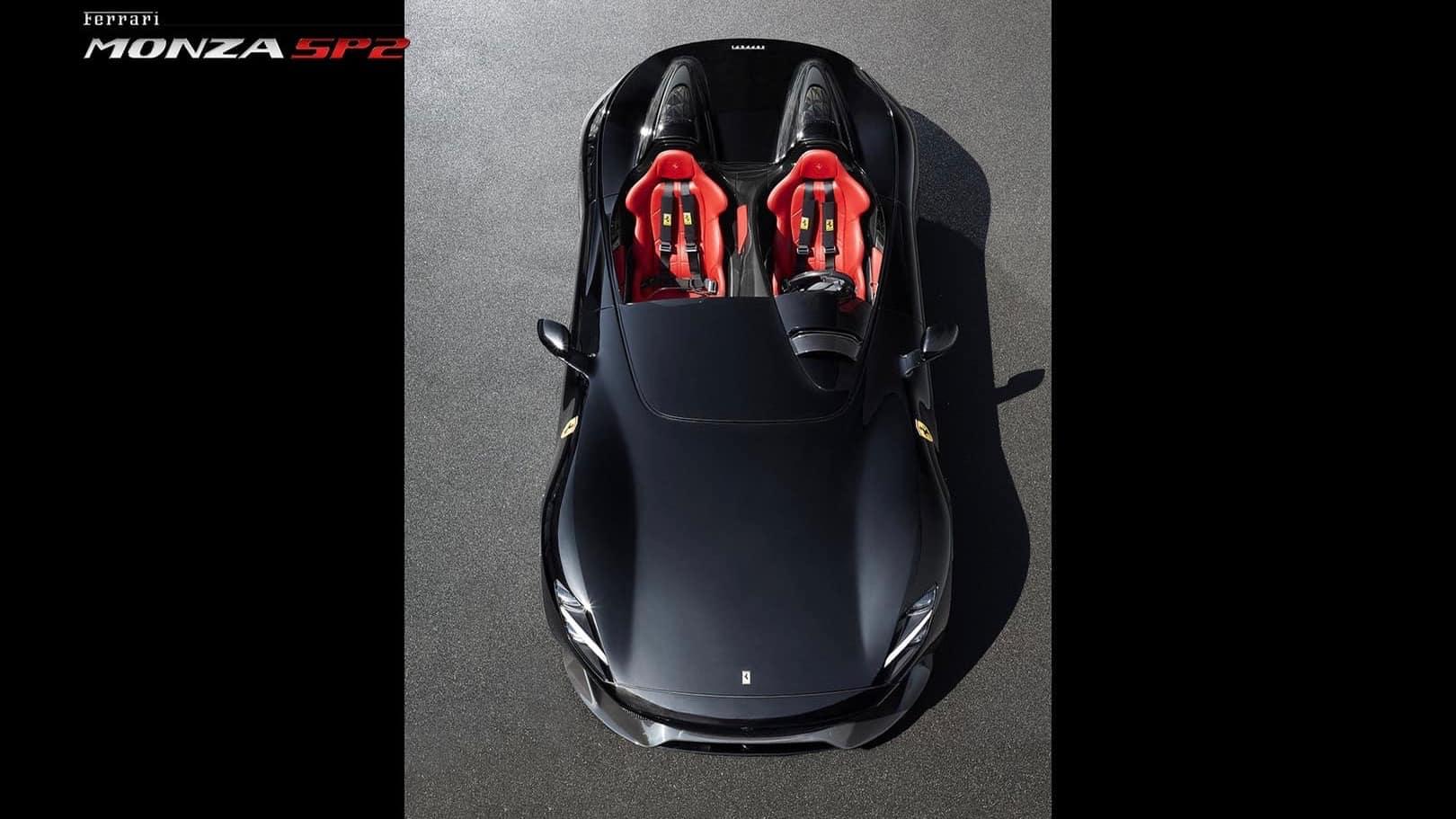 Top Monza SP2