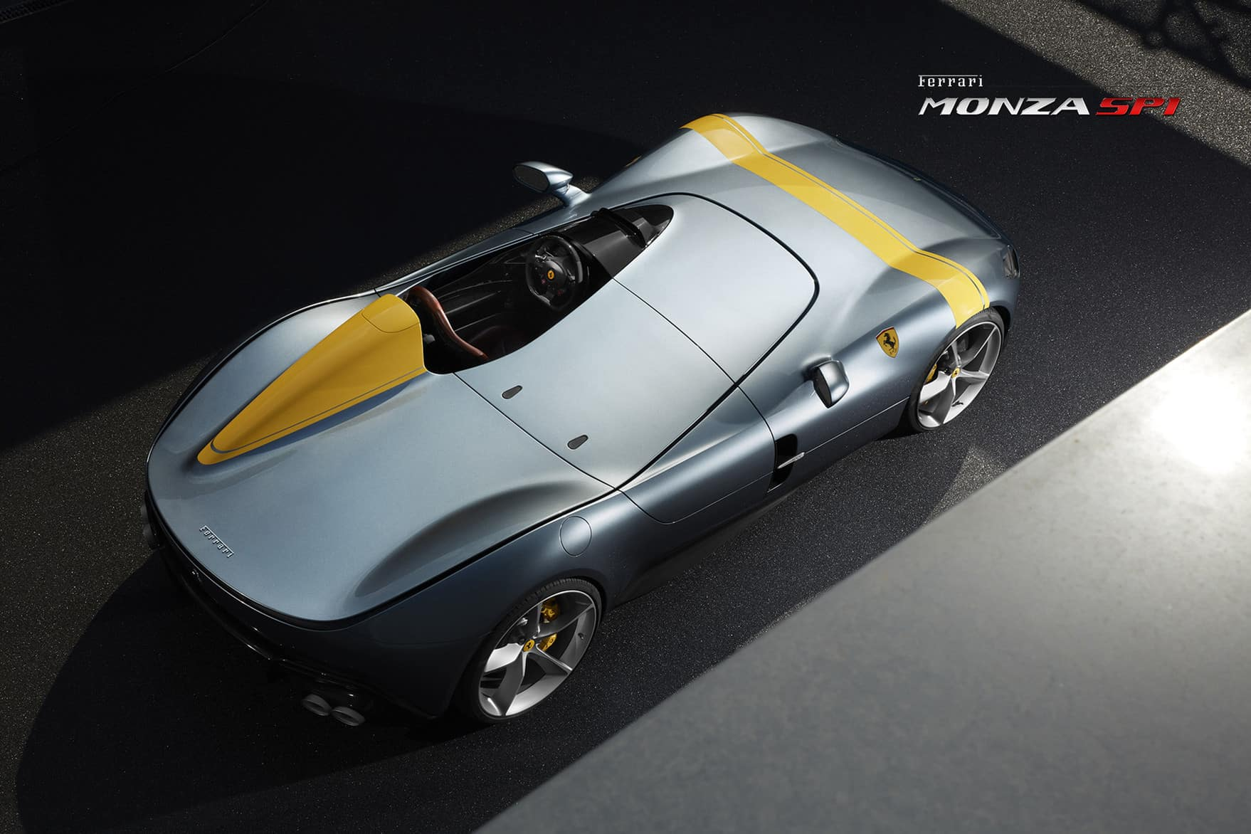 3 Ferrari Monza SP1