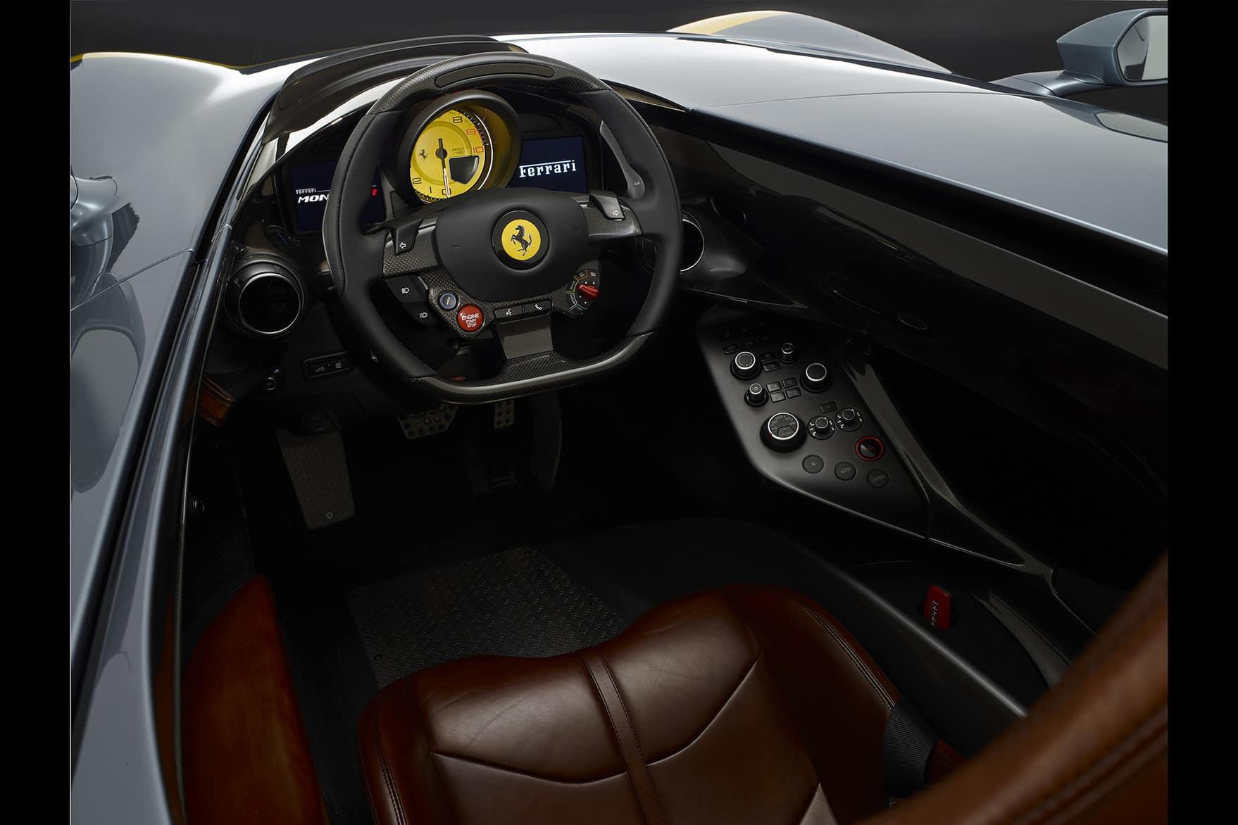 4 Ferrari Monza SP1
