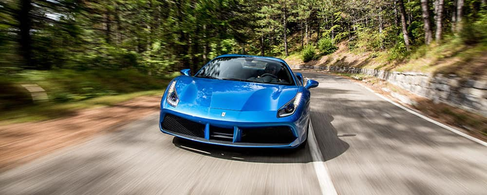 Ferrari Top Speeds Maximum Mph By Model Continental Autosports Ferrari