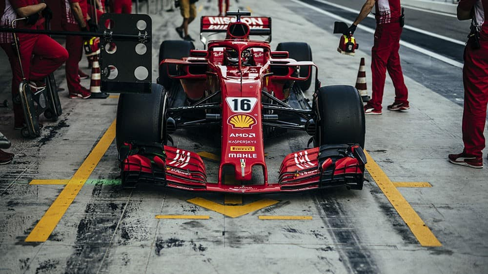 Formula 1 Pitstop