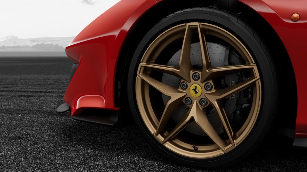 Ferrari Midas Touch