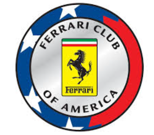 Ferrari Club of America Logo