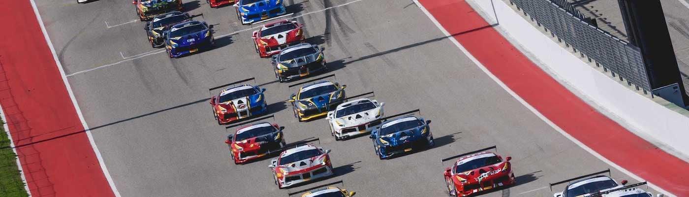 Ferrari Challenge Race