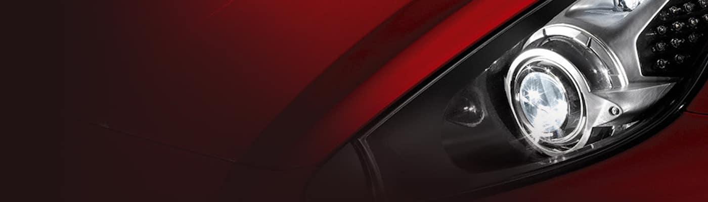 Ferrari Headlight