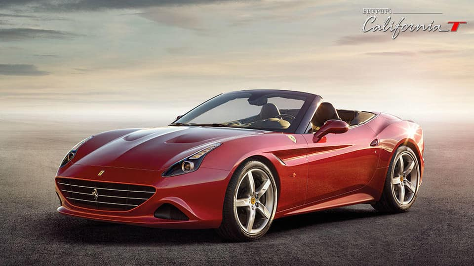Ferrari California T Comparison