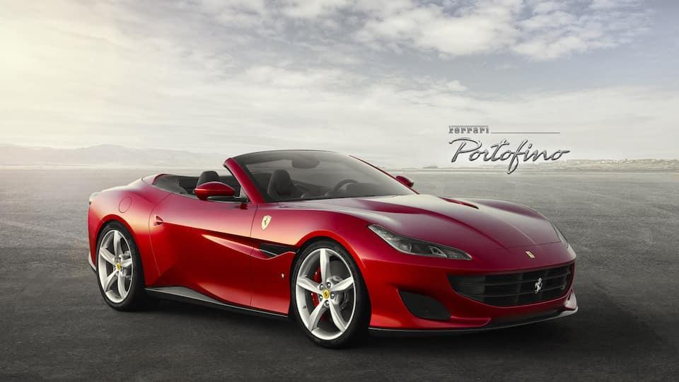 Ferrari Portofino Comparison