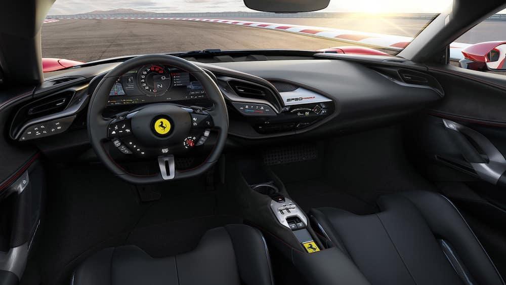 Ferrari SF90 Stradale Front Seats