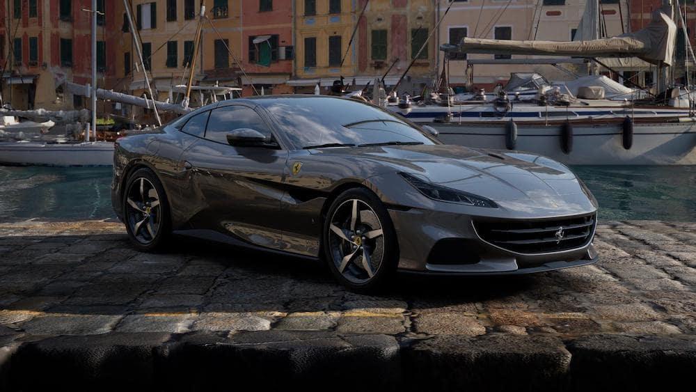 Ferrari Portofino M in Grigio Ferro
