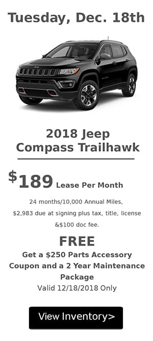 Merry Chrysler 6 Days 6 Deals Coon Rapids Chrysler Jeep Dodge Ram