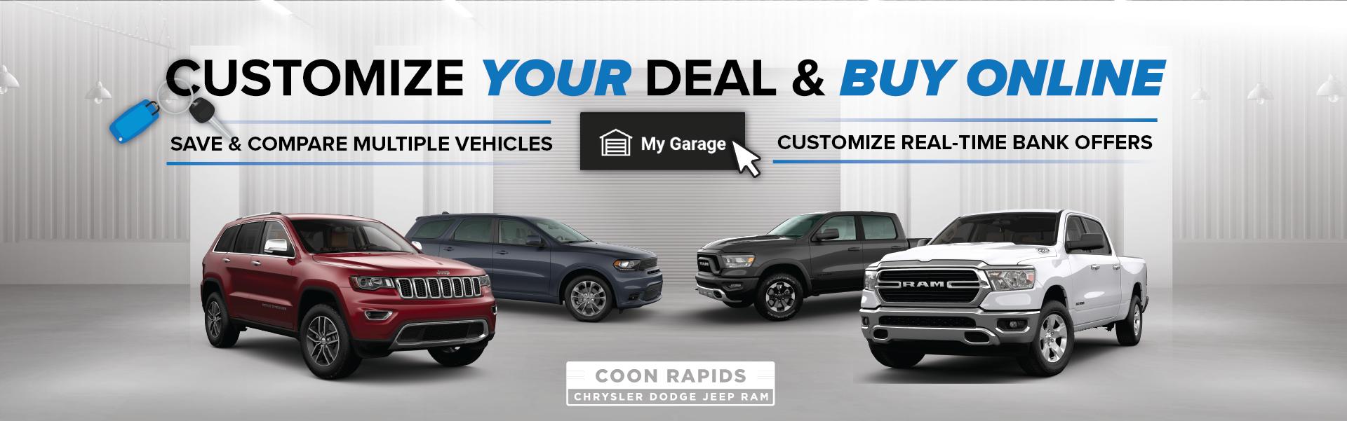 Chrysler Dealership Mn >> Coon Rapids Chrysler Jeep Dodge Ram New And Used Dealer In