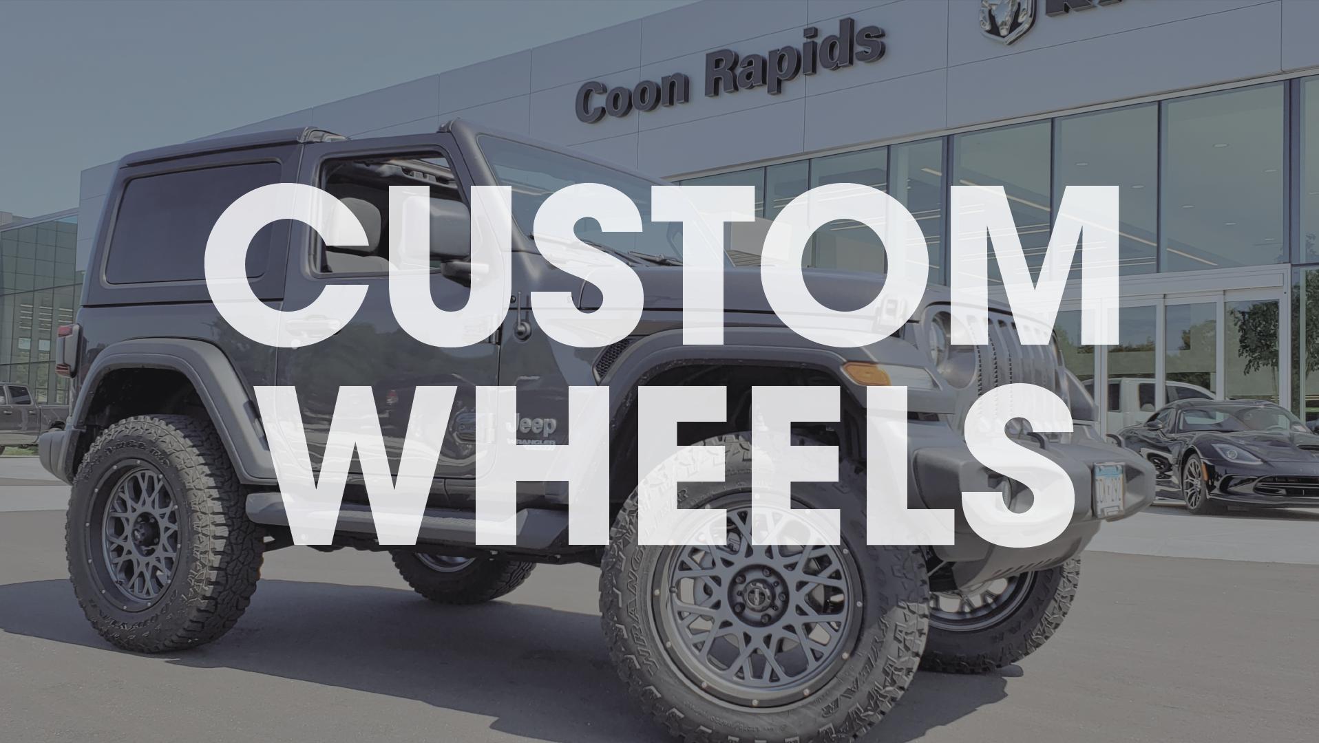 custom wheels icon
