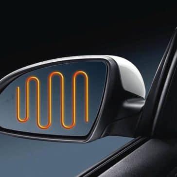 2019-Kia-Optima-heated-mirror