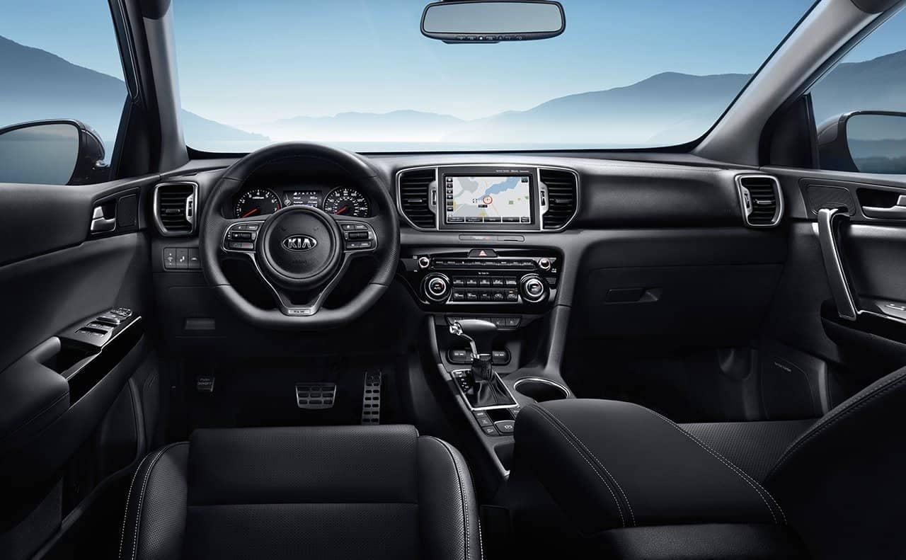 2019-Kia-Sportage-sx-turbo-interior