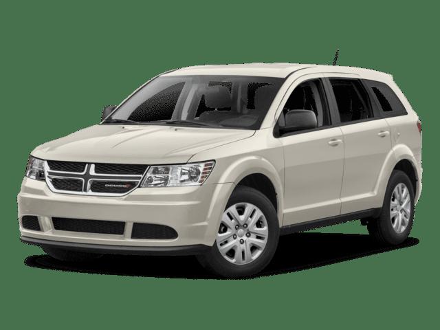 2018 Dodge Journey Angled