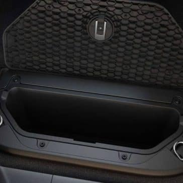 in floor storage in 2019 Ram 1500