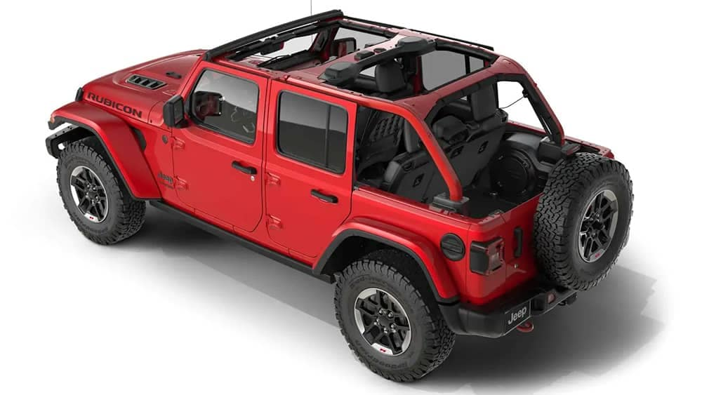 2019 Jeep Wrangler Accessories