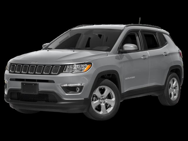 Gray Jeep Compass Comparison