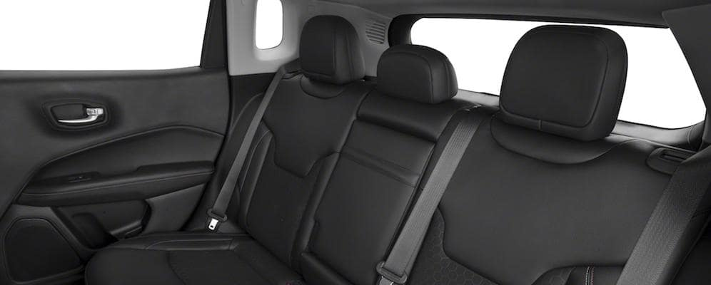 2019 Jeep Compass Leather Seats
