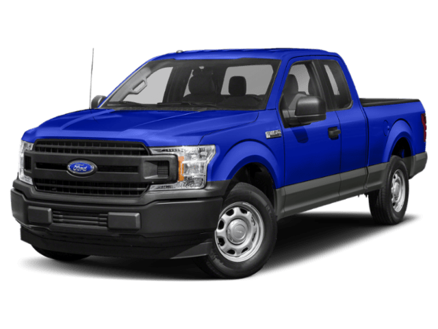 2020 Ford F-150 Comparison Image