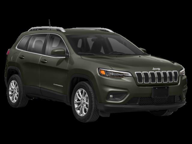 2020 Jeep Cherokee Comparison Image