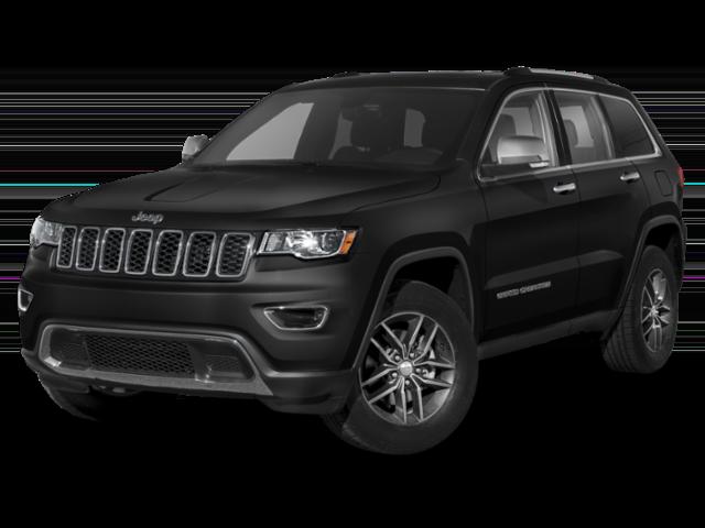 2020 Jeep Grand Cherokee comparison image