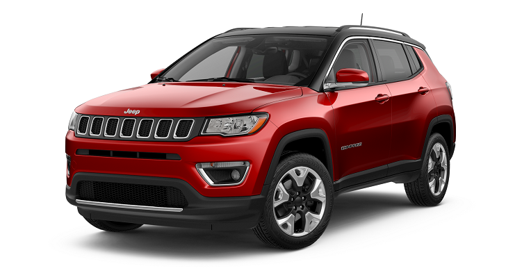 Take Home a New 2021 Jeep Compass Limited 4x4