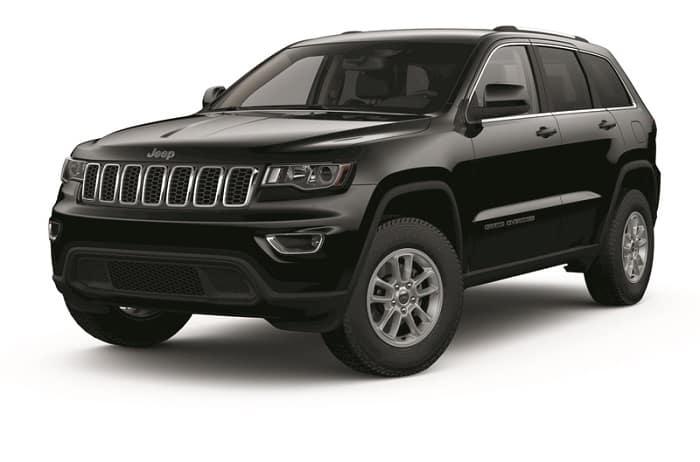 Take Home a New 2021 Grand Cherokee Laredo