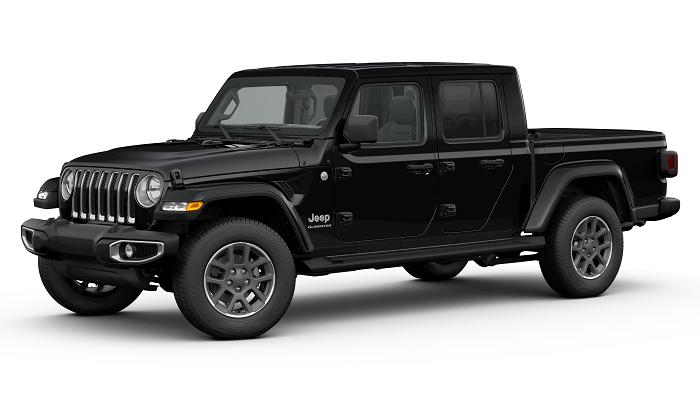 Take Home a 2021 Jeep Gladiator