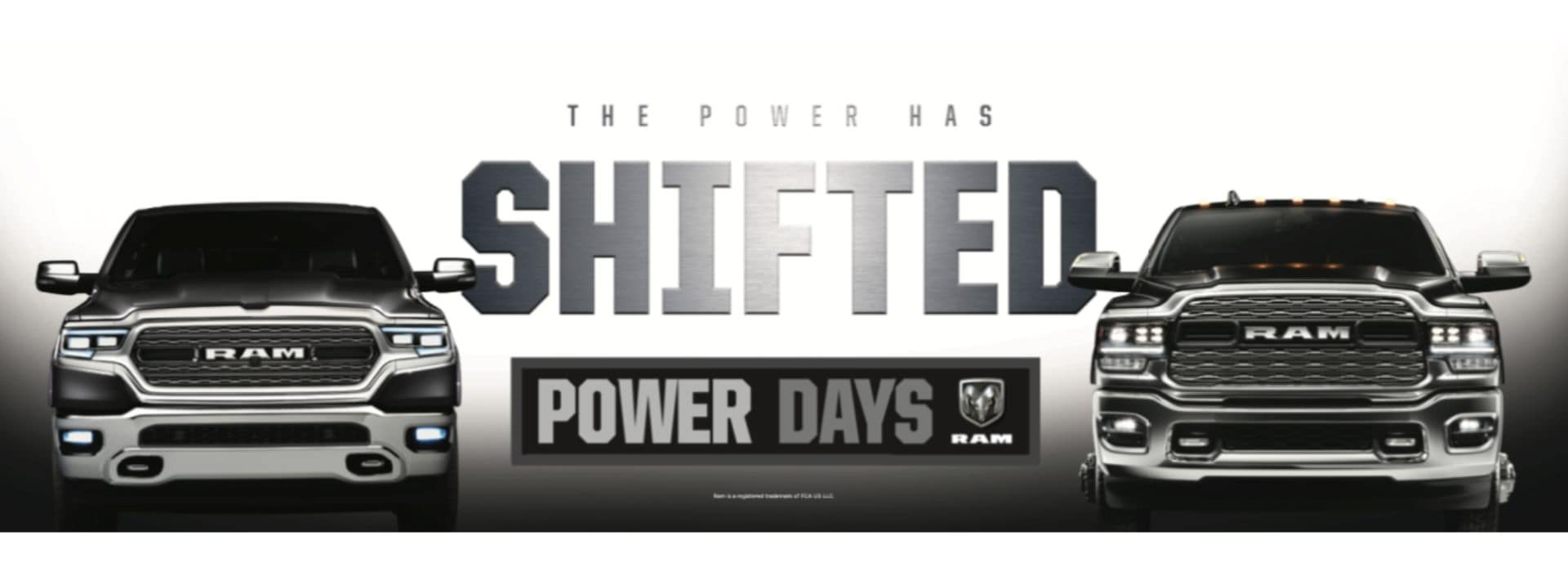 Shifted power days