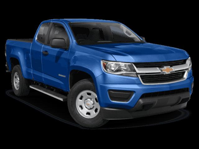 2019 Chevrolet Colorado 2WD LT Crew Cab