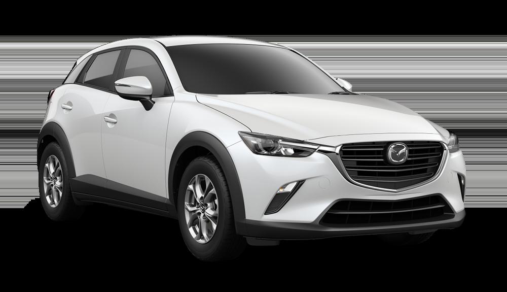 2020 Mazda CX-3 Sport FWD Sport Utility