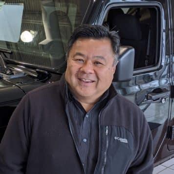 Rick Kinoshita