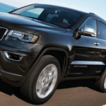 Jeep Grand Cherokee Towing