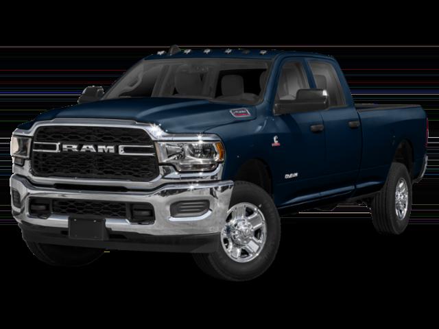 2019 Ram 2500 Dark Blue Exterior