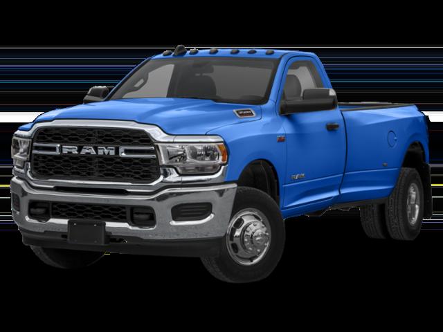 2019 Ram 3500 Light Blue Exterior
