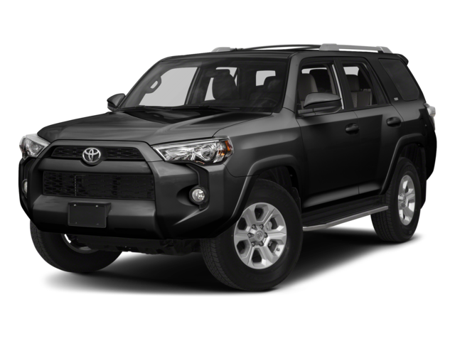 2020 Toyota 4Runner, Black Exterior