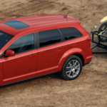 2019 Dodge Journey, Red Exterior