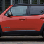 2020 Jeep Renegade, Red Exterior