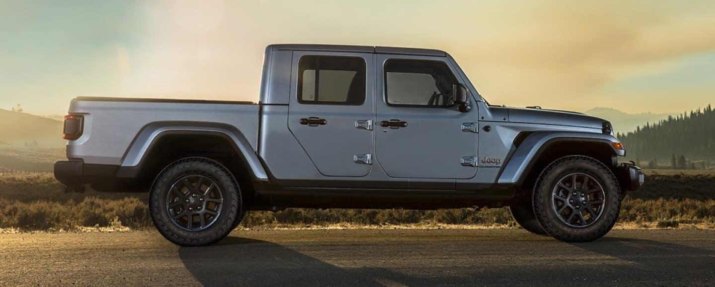 2020 Jeep Gladiator, Grey Exterior