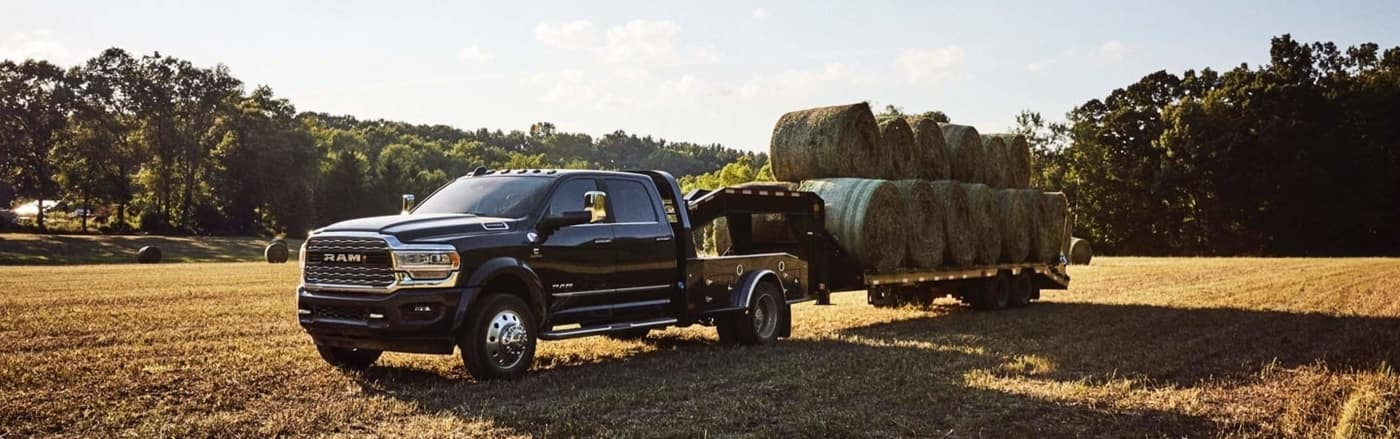 2020 Ram Chassis Cab Landscape Truck