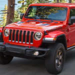 2021 Jeep Wrangler, Red Exterior