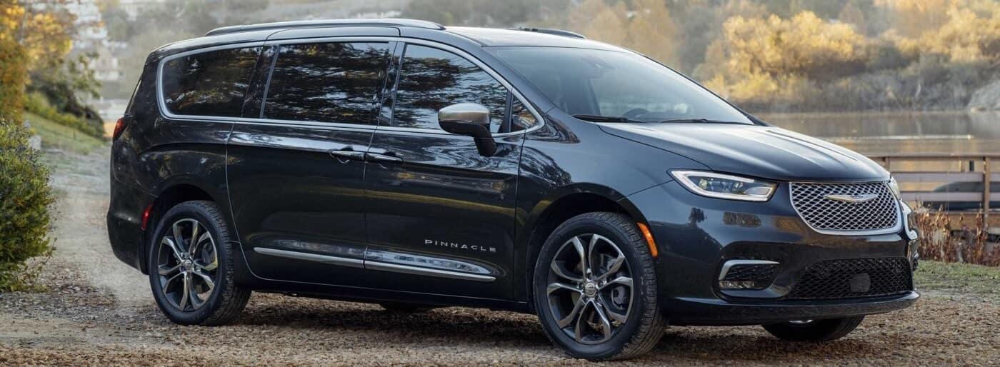 A 2021 Chrysler Pacifica Hybrid