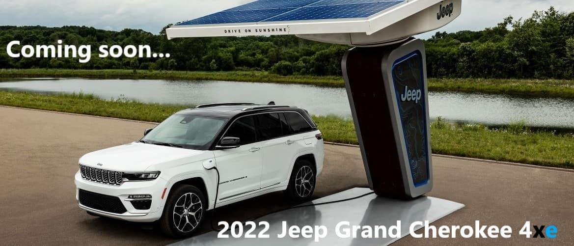 2022 Grand Cherokee 4xe