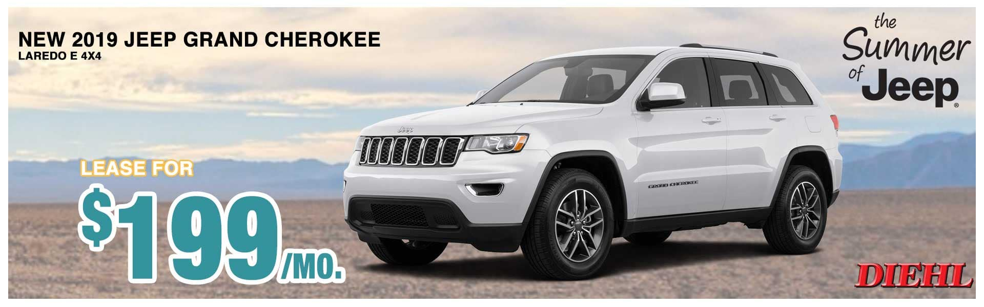 Diehl auto diehl SALEM Chrysler dodge jeep ram lease special financing summer clearance event summer of jeep new vehicle special new special