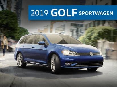 2019 Golf SportWagen Comfortline