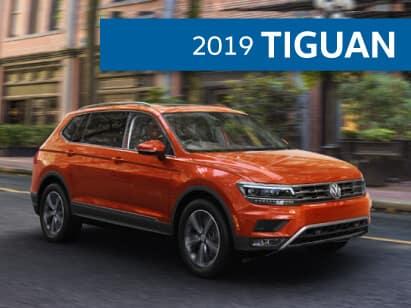 2019 Tiguan Trendline