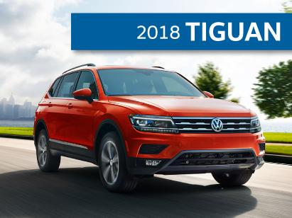 2018 Tiguan Trendline 2.0T FWD
