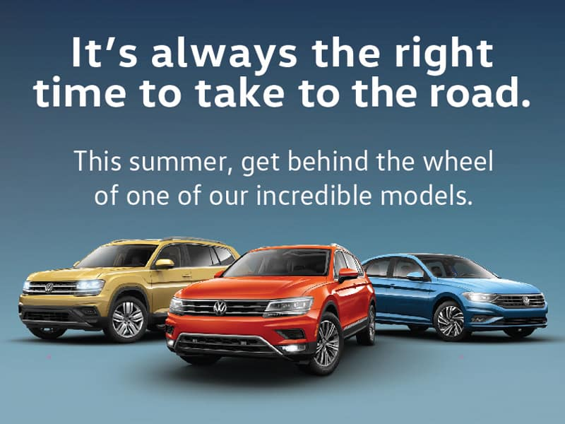 Don Valley Volkswagen July Offers